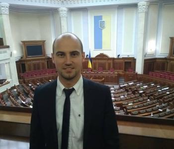Кращий державний  службовець України працює в Маневицькій РДА