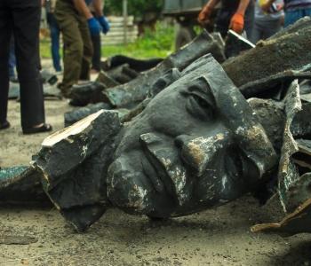 Леніна -  в металобрухт?